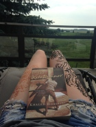 Henna tattoos and good books