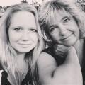 Edmonton folk fest with mama