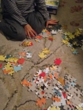 puzzles with Alan