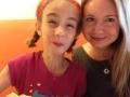 Fro yo with mimi!
