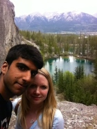 Hiking in the kananaskis