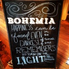 Another Bohemia sign