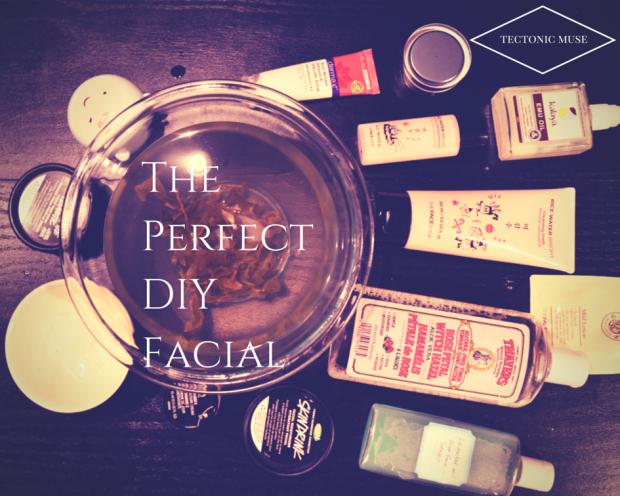 The Perfect DIY Facial