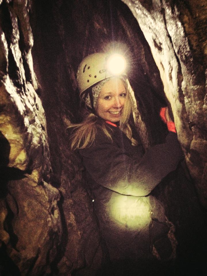 Again, is it truly a good decision if the caving company supplies proper gear? (Canmore 2013)