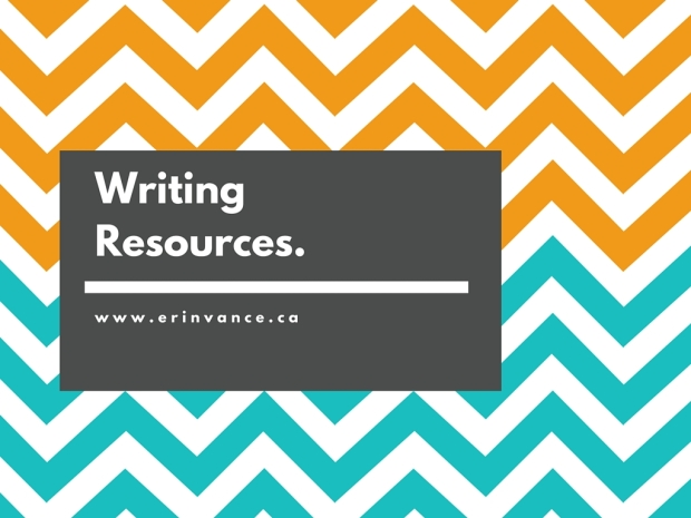 Writing Resources.